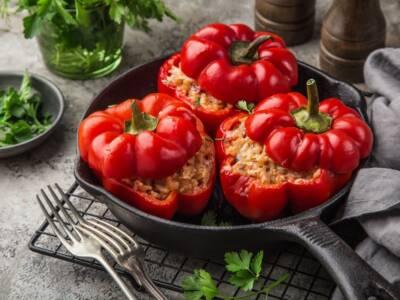 Peperoni imbottiti, un dono della cucina campana
