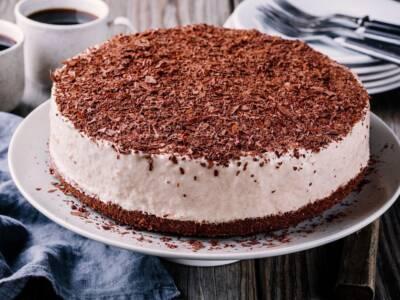 Riuscirete a resistere alla torta fredda alla Nutella?