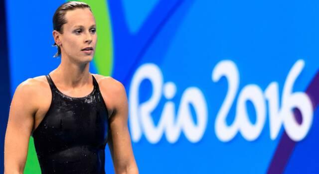 La dieta di Federica Pellegrini: cosa mangia l'atleta
