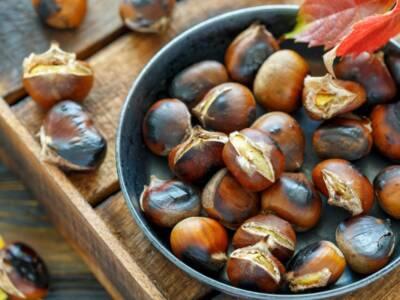 Caldarroste in casa: la ricetta salva-autunno