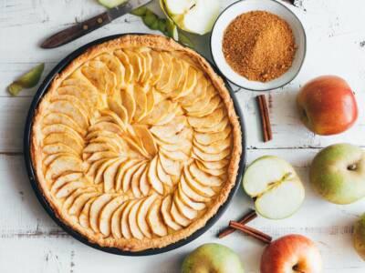 Riuscirete a resistere a una crostata di mele?