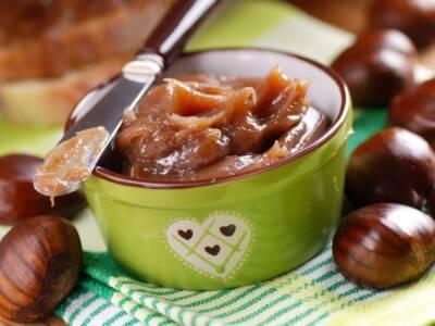 Veloce e deliziosa la marmellata di castagne con il Bimby
