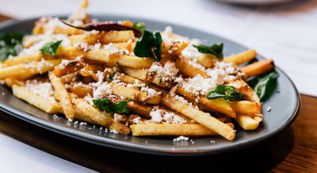 Come sono le patatine fritte più care del mondo? Gli ingredienti del piatto da record!