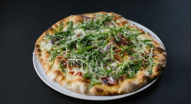 The Green Boom, un'esplosione di gusto nella pizza vegetale di Ciro Oliva