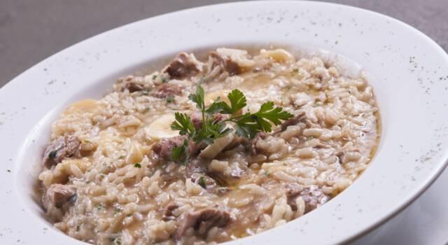 Quanta storia dietro il risotto al tastasal