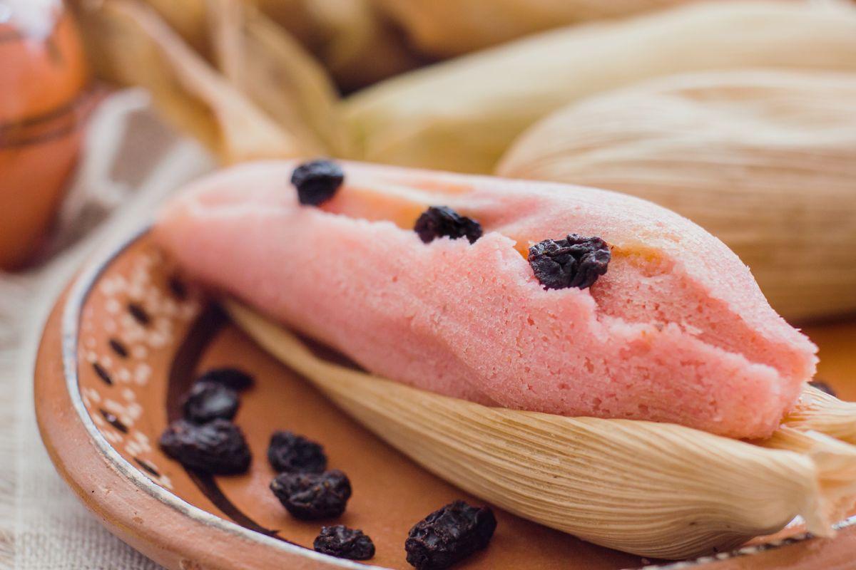 Tamales dolci