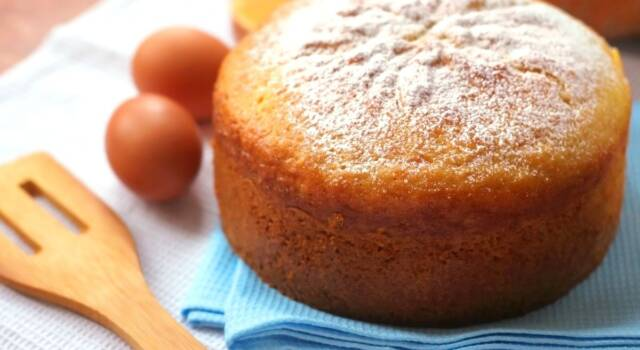 Grazie alla torta alla zucca light non dovrete più rinunciare al dolce