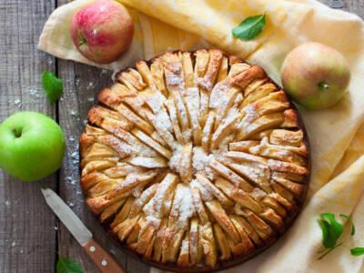 Qual è il segreto della torta di mele della nonna?