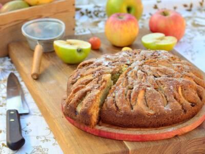 Sapori antichi e genuini con la torta rustica di mele