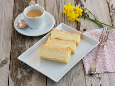 Torta magica alla vaniglia: la ricetta originale per creare tre strati perfetti