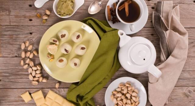 Pistacchiotti, i migliori biscotti al pistacchio di sempre