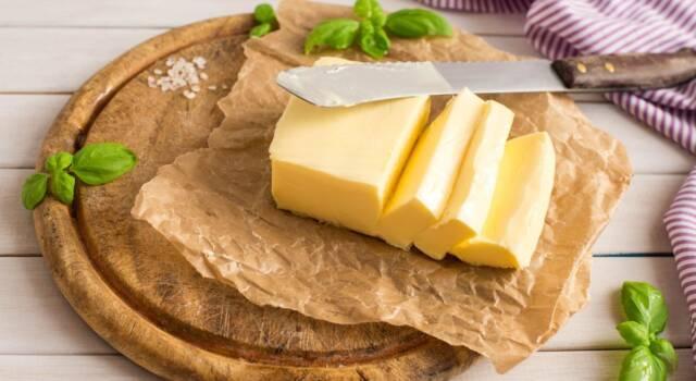 Insolito e delizioso, il burro salato è semplice da preparare e perfetto per moltissime ricette