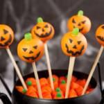 I cake pops di Halloween sono spaventosamente buoni!