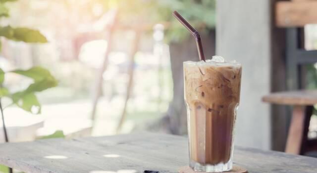 Frullato al caffè proteico, perfetto non solo come post allenamento