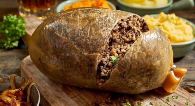 Haggis, l'insolito piatto nazionale scozzese
