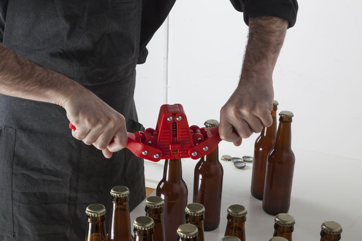 Imbottigliare la birra