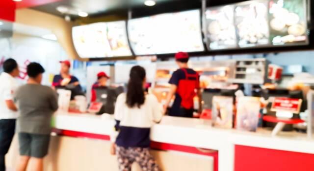 Five Guys apre il secondo fast food in Italia