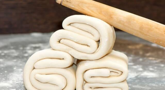 Pasta sfoglia fatta in casa veloce: si può fare!