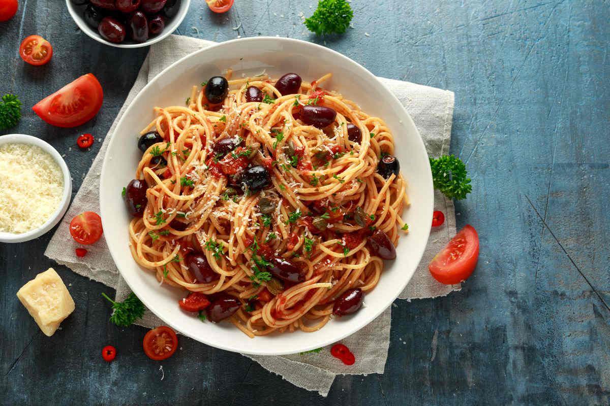 Spaghetti alla Turiddu