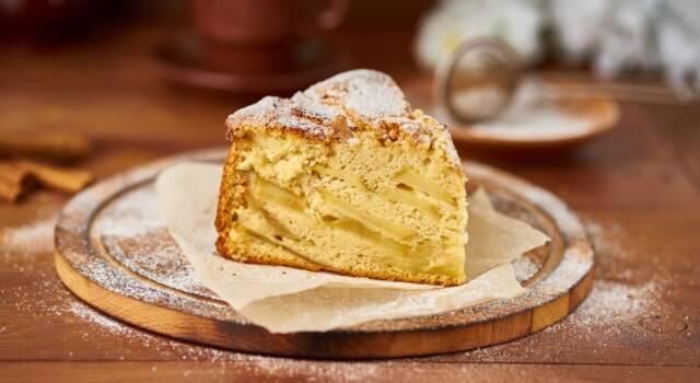 Torta di mele irlandese: non la solita torta di mele