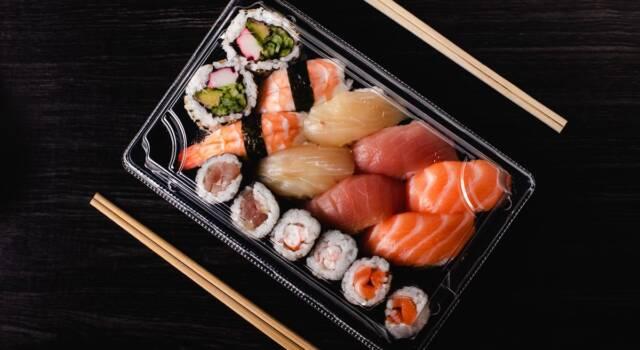 Tutto quello che dovete sapere per acquistare il sushi al supermercato