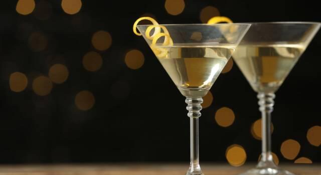 Vodka martini: il cocktail di James Bond arriva sul bancone di casa