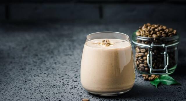 Tre ingredienti per un dessert incredibile: la crema di caffè all'acqua