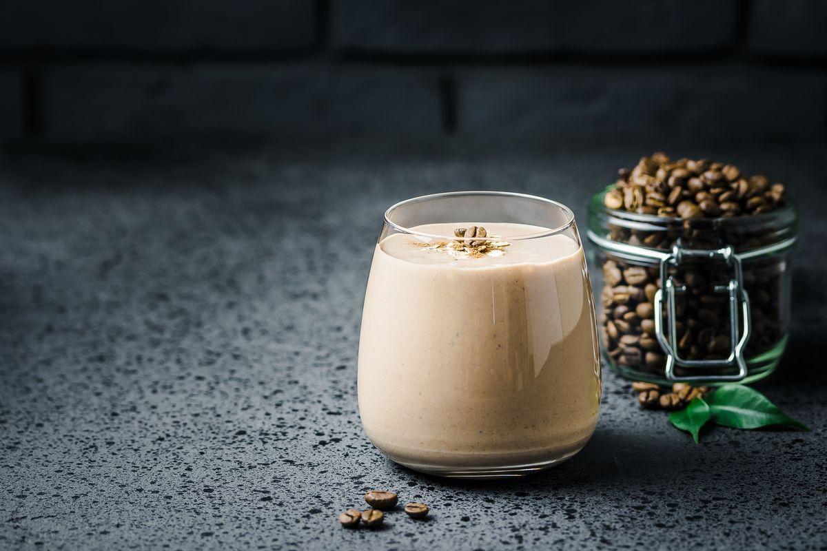 Crema di caffè all'acqua