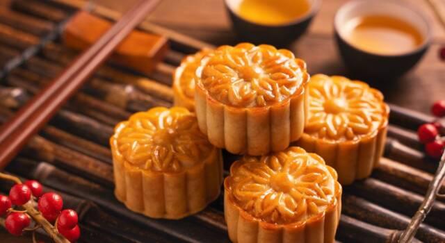 Mooncake cinesi: festeggiate l'arrivo dell'autunno