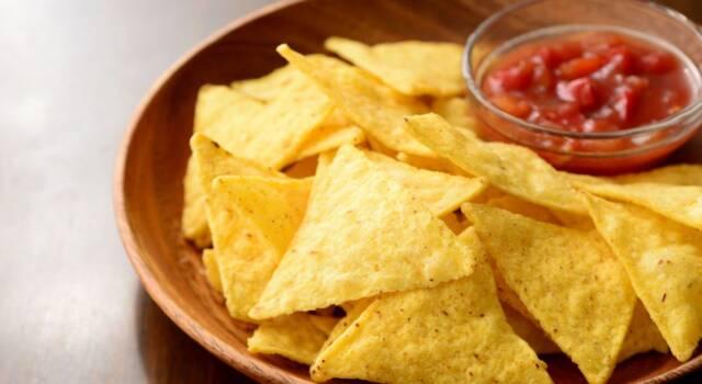 Una volta scoperto come preparare i nachos non potrete più farne a meno