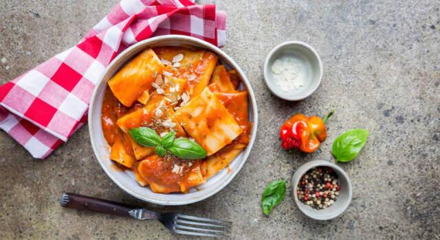 Paccheri alla Vittorio, un primo piatto stellato a casa vostra