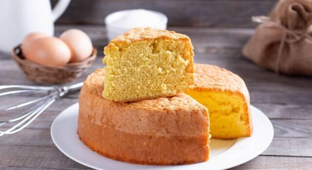 Misteri culinari: perché il pan di spagna si chiama così?