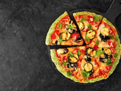 Primo ottobre? L'estate non è ancora finita con la nostra (finta) pizza di zucchine!