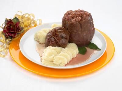 Una delle protagoniste in Dinner Club, vi presentiamo la salama da Sugo ferrarese