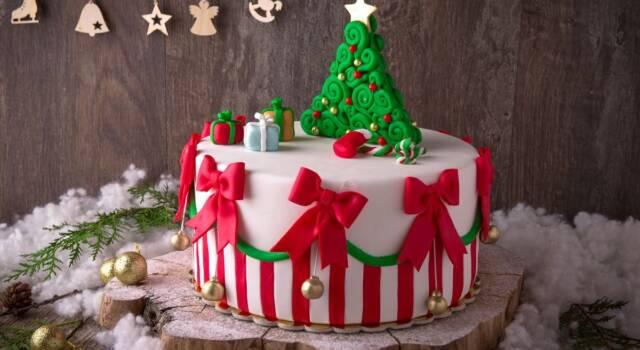 Stanchi del solito panettone? Provate la nostra torta di Natale