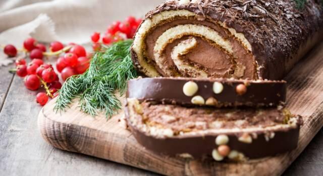 Nessuno dovrebbe rinunciare al tronchetto di Natale quindi proviamolo anche senza glutine